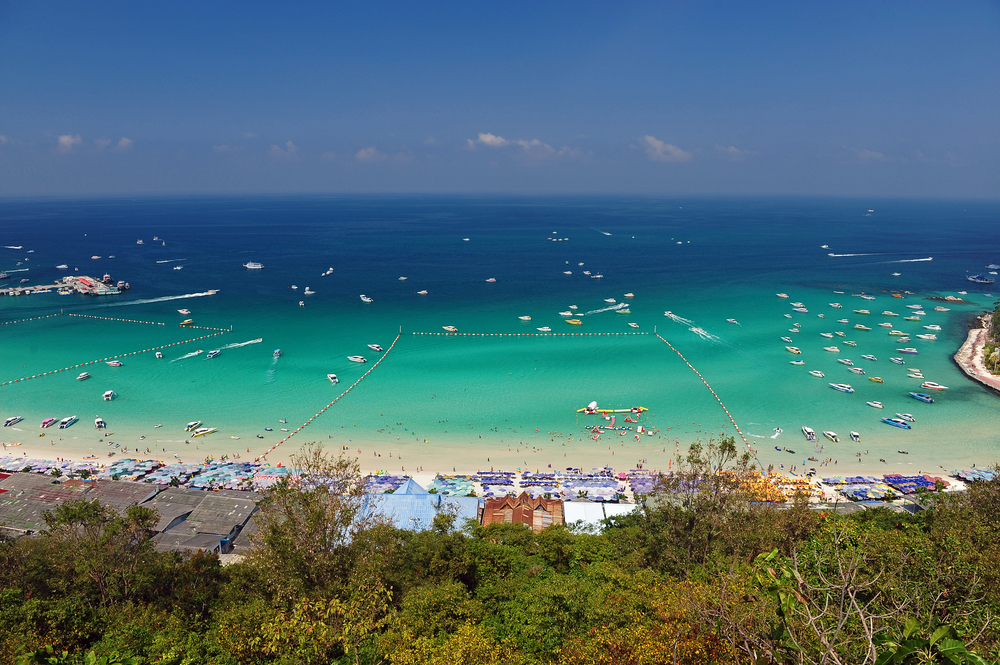 Tawaen Beach Koh Larn