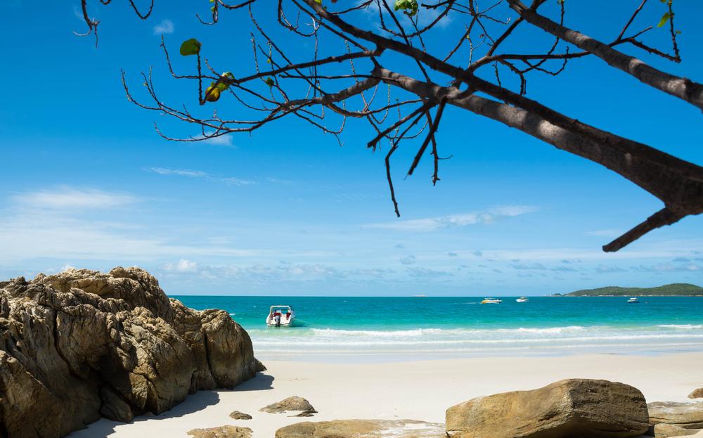 Beach Koh Samet